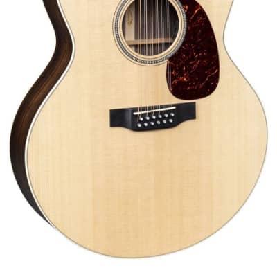 Martin Grand J-16E 12 String Rosewood Guitar with Gigbag for sale