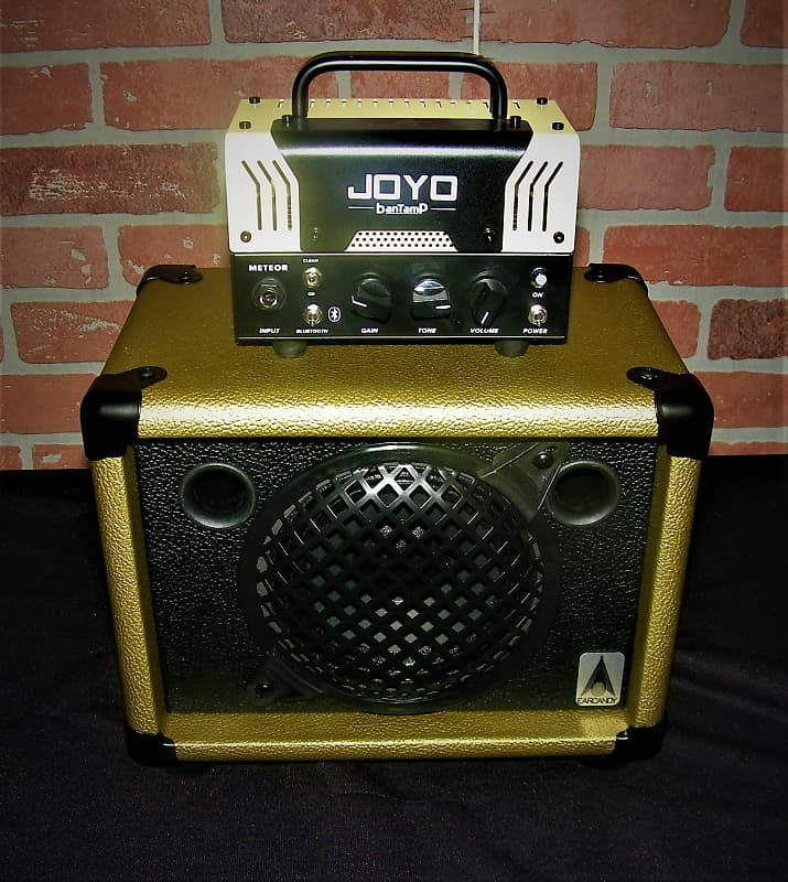 sunday sale joyo meteor 20w tube amp ruby 12ax7 mod reverb. Black Bedroom Furniture Sets. Home Design Ideas