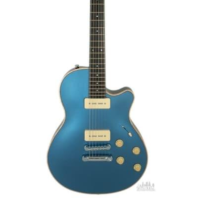 CP Thornton Blues Queen Hollow Body Pelham Blue #579 *Video* for sale