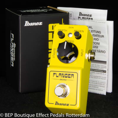 Ibanez Flanger Mini made in Japan