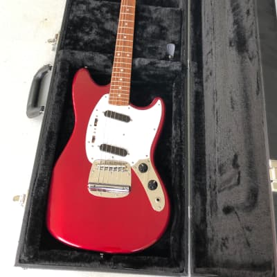 Fender Mustang Japan '69 Reissue 2007-2010 Matching Headstock MG69 for sale