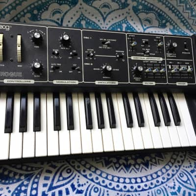 Moog Rogue Reconditioned -Massive Analog Sounds