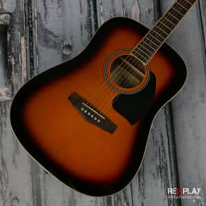 Ibanez PF15 Vintage Sunburst for sale