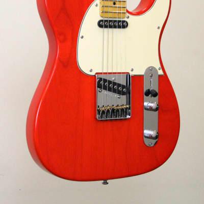 G&L Tribute ASAT Guitar Classic Orange for sale