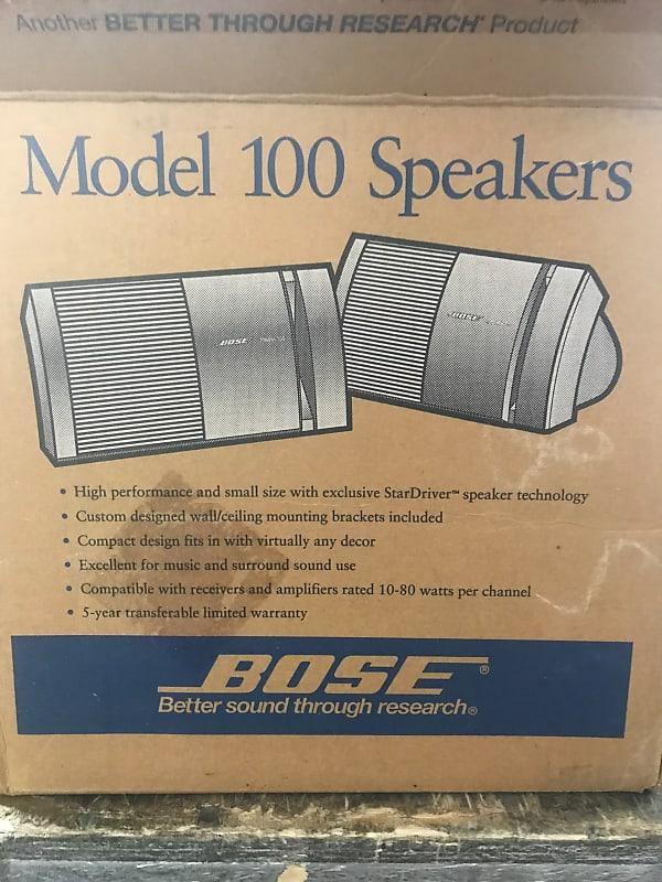Bose Model 100 - NEW in Box - black | Jackpot Pawn Shop