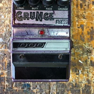 Original Vintage DOD Grunge FX69 Fuzz/Distortion Pedal for sale
