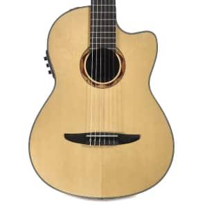 Yamaha NCX700 Acoustic/Electric Classical Guitar Natural