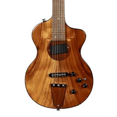 Rick Turner Model 1C Custom Acacia for sale