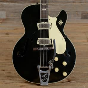 Silvertone 1446 Hollow Body Electric Guitar