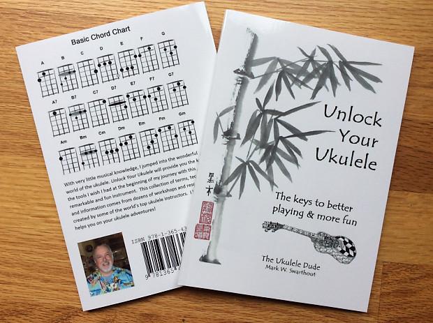 Ultimate Ukulele Chords Poster 24x36 Unlock Reverb