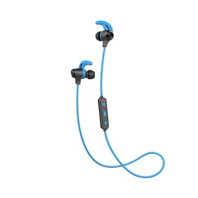 Edifier W280BT Stereo Bluetooth v4.1 Headphones Sweatproof Earphones - Blue
