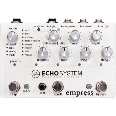 Empress Echosystem Dual Engine Delay