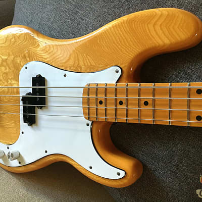 1977 Tomson Splendor Series PB-838 Precision Bass