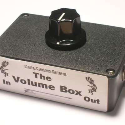Carl's Custom Guitars Volume Box Guitar Amp Effect Loop Smooth Audio Taper Master Volume Attenuator for sale