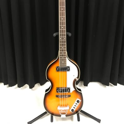Jay Turser Beatle Bass - Sunburst for sale