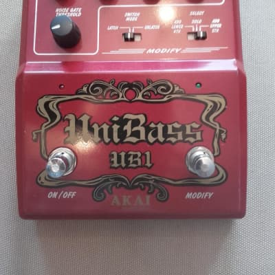 Akai UniBass UB1 Harmonized Bass Distortion for sale