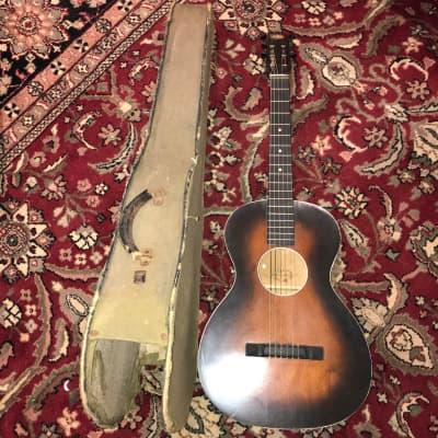 Oahu Hawaiian square neck Guitar 1930's Sunburst for sale