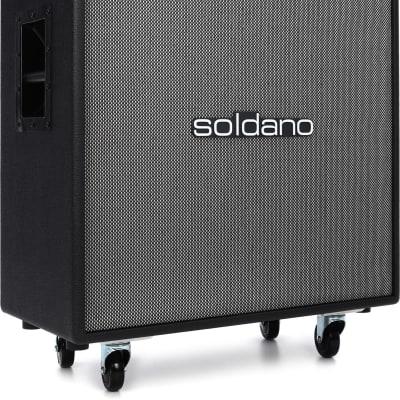 Soldano 412 Straight Cabinet 4x12