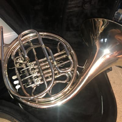 C.G. Conn 8D CONNstellation Professional Model Double French Horn w/ Fixed  Bell