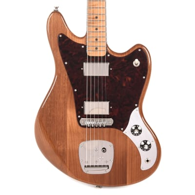 BilT Relevator LS Dark Roasted Alder Body Natural Gloss w/Mastery Vibrato/Bridge, Fralin Pickups, & Hardshell Case (Serial #18522) for sale