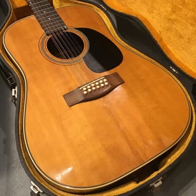 Lo Prinzi  LR-15-12 12 String Acoustic Guitar Vintage 1970s for sale