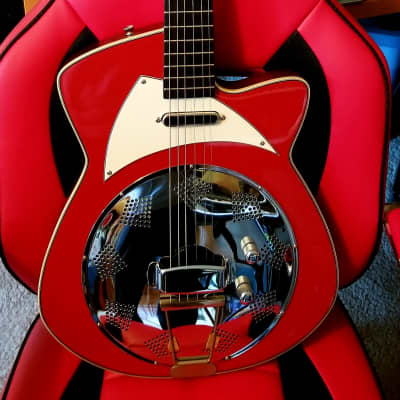 Rayco  Lectrophonic  2015 Red for sale