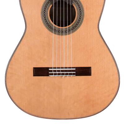 Carlos Juan Busquiel 2021 Classical Guitar Cedar/African Rosewood for sale