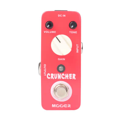 Mooer Cruncher Distortion image