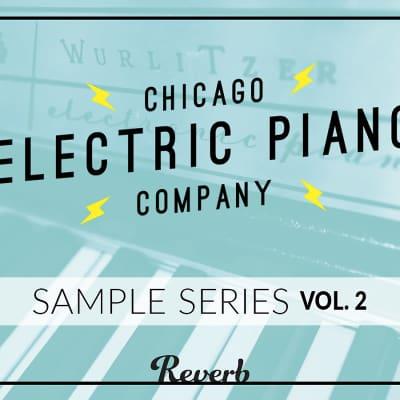 The Chicago Electric Piano Co | Sample Series Vol. 2 - Wurlitzer 200A
