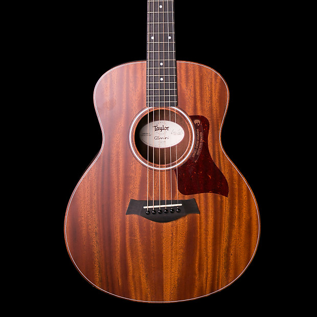 taylor gs mini mahogany acoustic guitar alto music reverb. Black Bedroom Furniture Sets. Home Design Ideas