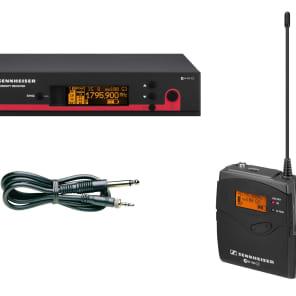 Sennheiser EW172 Wireless Guitar System - B Band