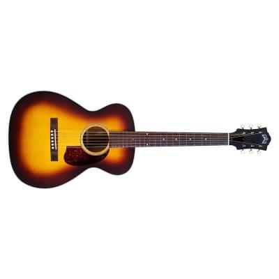 Guild USA M-40 Troubadour Concert Acoustic, Antique Sunburst for sale