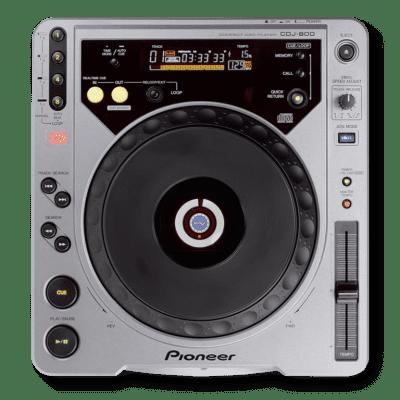 Pioneer CDJ-800 (Second Unit)