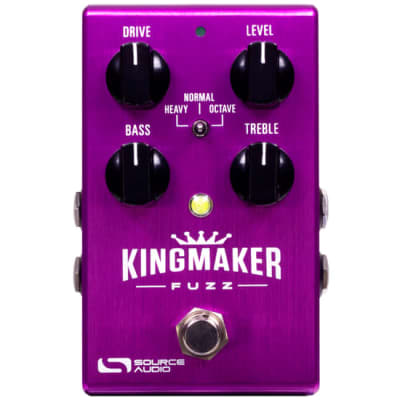 Source Audio One Series Kingmaker Fuzz for sale