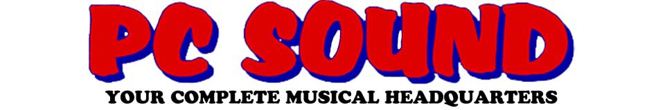 PC Sound Music Store