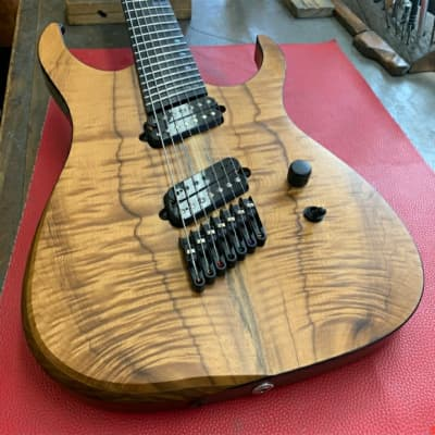 Ormsby Custom Shop HypeMachine 7 2013 Myrtlewood for sale