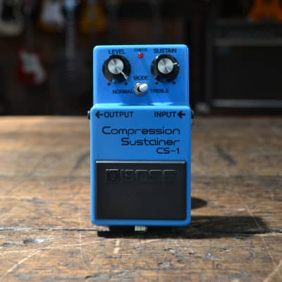 Boss CS-1 Compression Sustainer