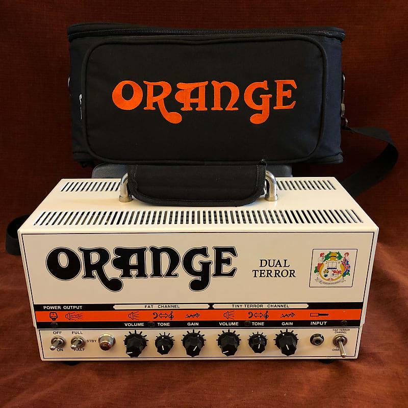 Orange DT30H Dual Terror 2-Channel 30W Tube Guitar Head 2011 w/ Gig Bag