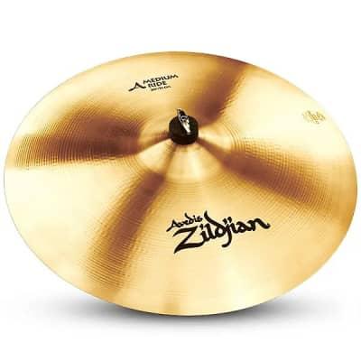"Zildjian 20"" A Series Medium Ride Cymbal 1982 - 2012"