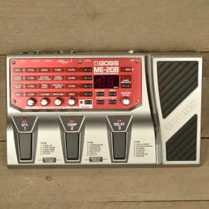 Boss ME-20B Bass Multi-Effect Unit