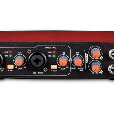 iCon Utrack Pro - USB Audio Interface w/ 2 Mic Preamps