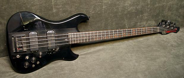 westone spectrum lx bass 1986 black reverb. Black Bedroom Furniture Sets. Home Design Ideas