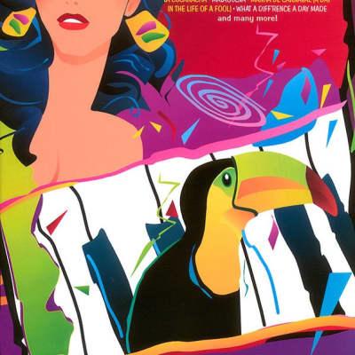 Big Book Of Latin American Songs