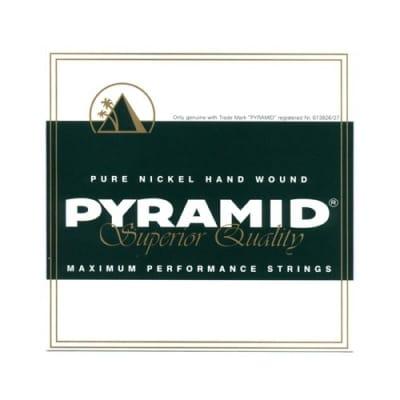 Pyramid Electric Pure Nickel D508 Maximum Performance 12-52