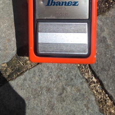 1982 Ibanez / Maxon PT-9 Phaser, clean PT9