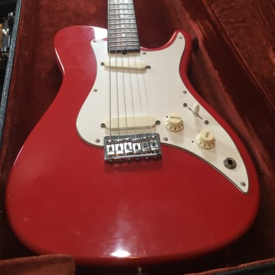 Fender Bullet Deluxe 1981 Red for sale