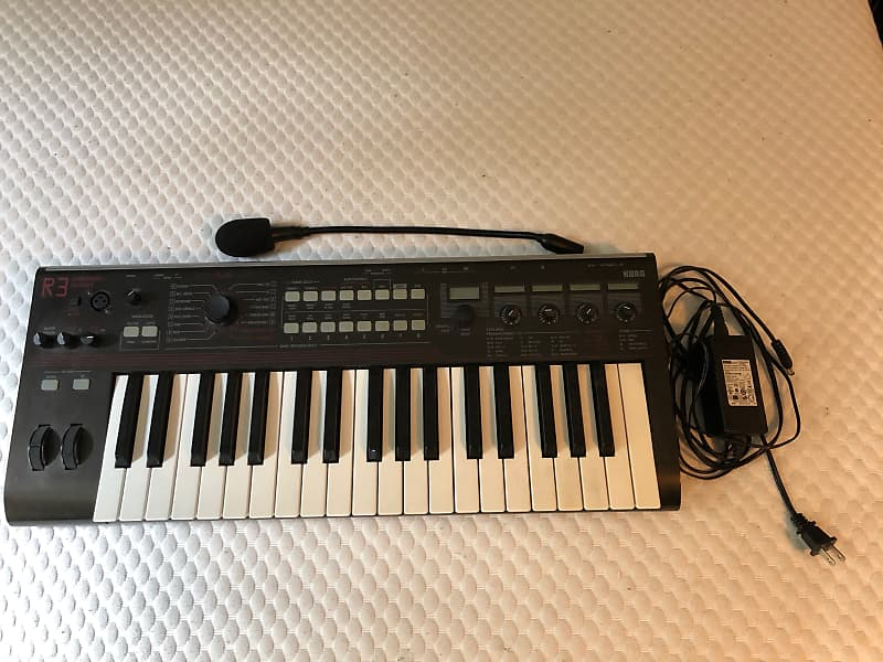 DRIVERS UPDATE: KORG R3 USB MIDI