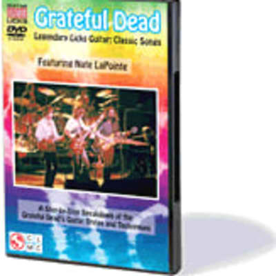Grateful Dead Legendary Licks - Classic Songs: A Step-by-Step Breakdown of the Grateful Dead's Guitar Styles and Techniques
