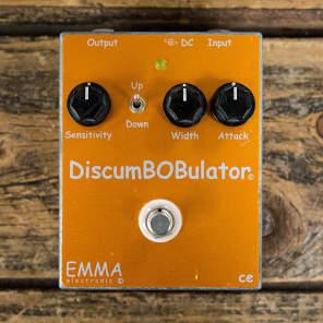 EMMA Electronic DiscumBOBulator Auto Wah/Envelope Filter Pedal