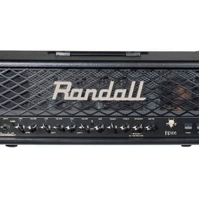 Randall RD100H Guitar Amplifier Head (100 Watts) DAM